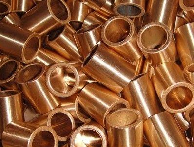 12*18*12mm FU-1 Powder Metallurgy oil bushing  porous bearing  Sintered copper sleeve #Affiliate