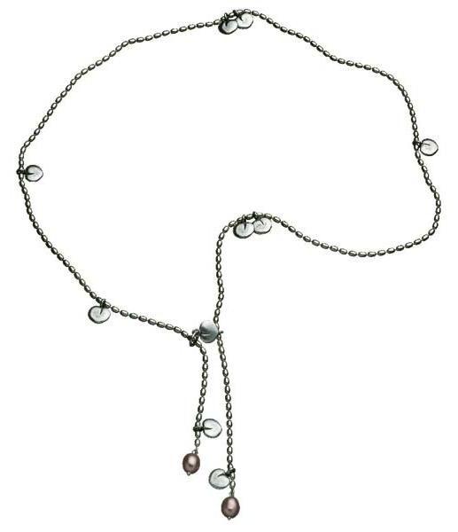 Twinflower Necklace by Kirsti Doukas (Kalevala Koru) Norcidjewel.com