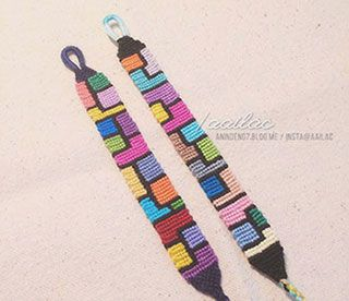 Photo of A42022 by aailac - friendship-bracelets.net