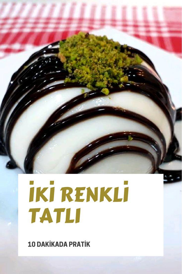 10 Dakikada Pratik İki Renkli Çikolatalı Tatlı Tarifi nasıl yapılır? bu tarifin resimli anlatımı ve deneyenlerin fotoğrafları burada. Yazar: Bilik Ailesi