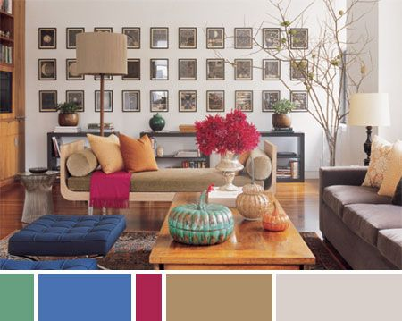 236 best Bohemian decorating for J images on Pinterest Bedrooms - home decor color palettes