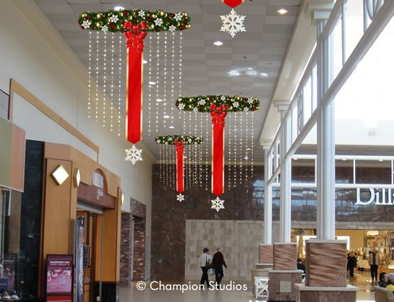 43 best shopping complex interiors (christmas) images on pinterest