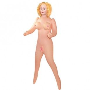 Inflatable Sex Doll Vibrating And Voice
