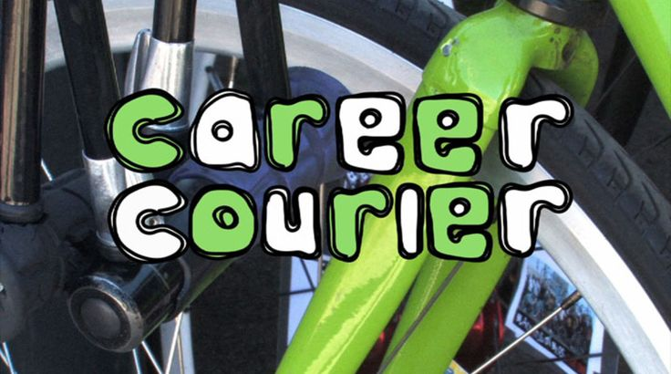how to become a bike courier