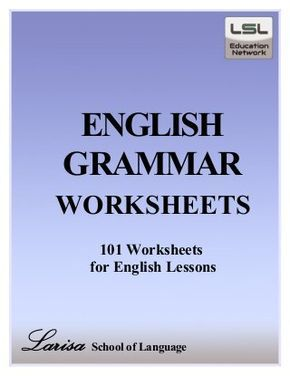 20 best mel images on pinterest english class english grammar and english grammar worksheets free pdf ebook download from larisa school fandeluxe Choice Image