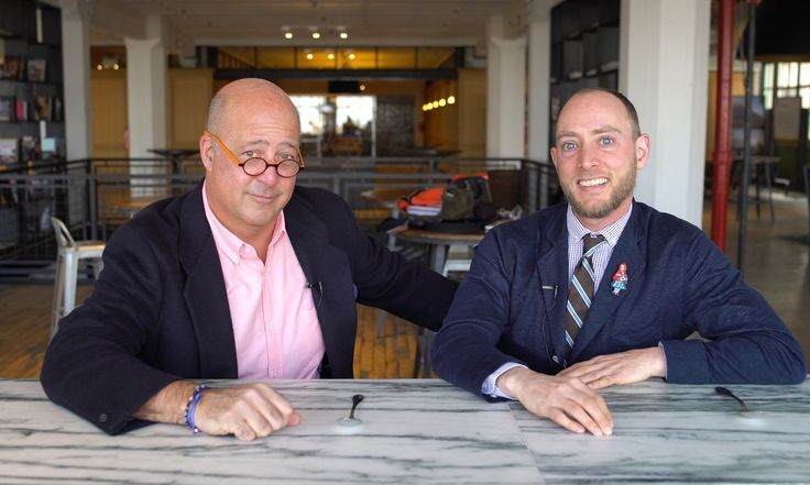 Fruity Pebbles and Mountain Dew: Is It Gross? with Special Guest Andrew Zimmern