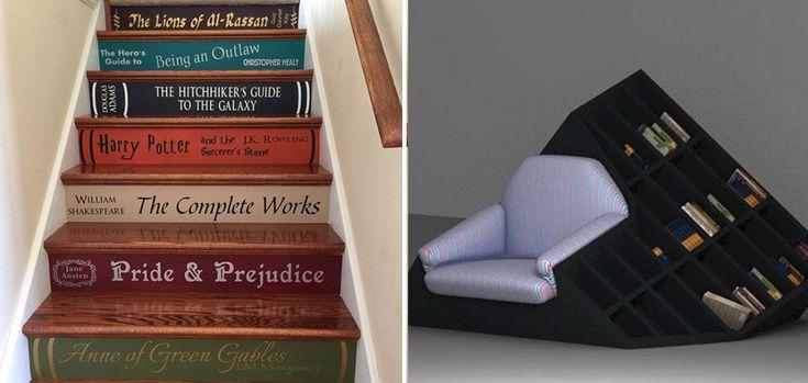 19 Produtos que todos os amantes de livro adorariam ter em casa