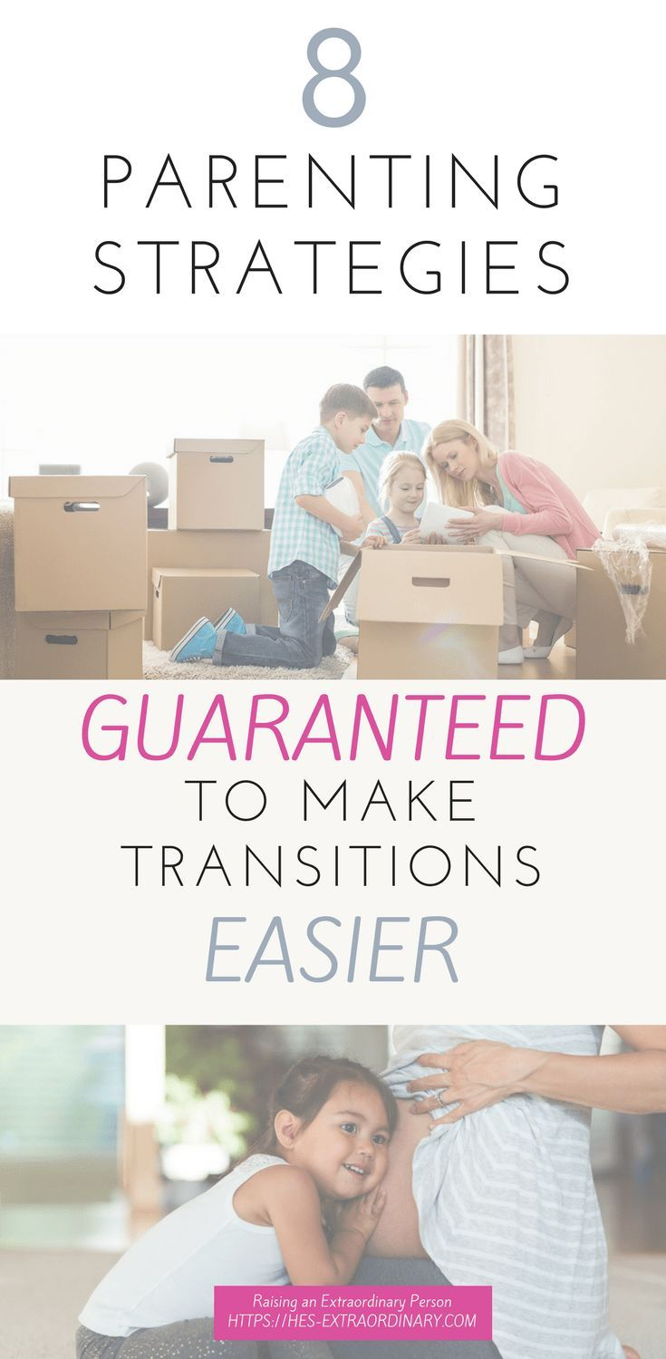 8 Parenting Strategies Guaranteed to Make Transitions Easier   Autism   ADHD