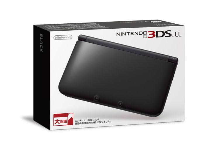 【中古】【ゲーム】【3DS】3DSLL本体・ブラック【送料無料】【楽天市場】【中古】【店頭併売品の為売り切れ御免】【2500円以上購入で送料無料】