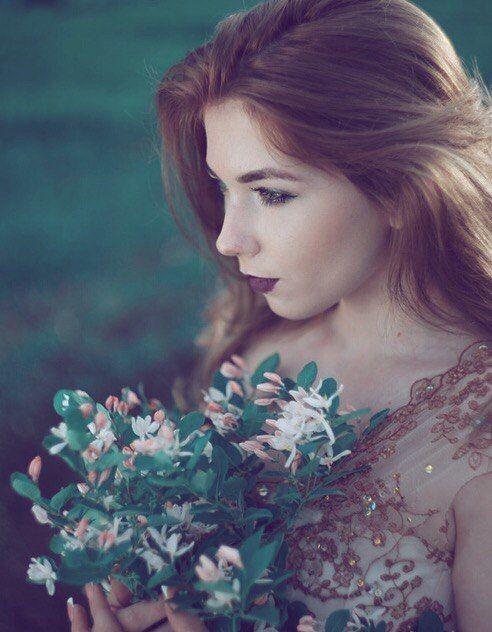 Фотограф Катарина Винниченко https://vk.com/art_photographer фотосессия, красавица, девушка, цветы