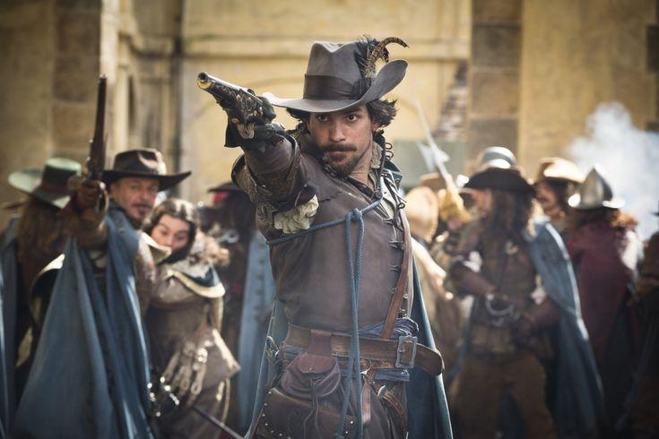 Aramis. 2x1 Sleight of hand. The Musketeers.