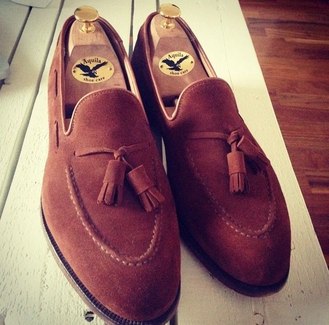 Mens Bench Made Shoes