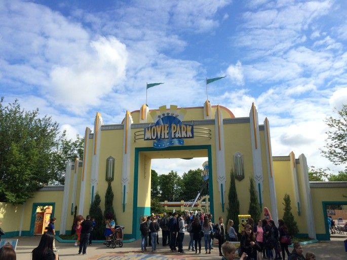 Bald ist es soweit - die neue Attraktion im #Movie_Park_Germany - The Lost Temple :) Die besten Ticket-Angebote findet ihr hier >> http://www.freizeitparkdeals.de/parks/movie-park/