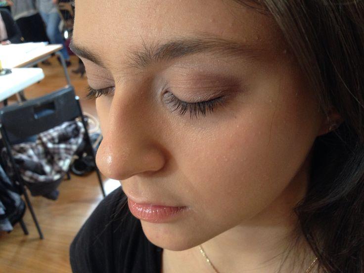 Makeup sheer beauty natural