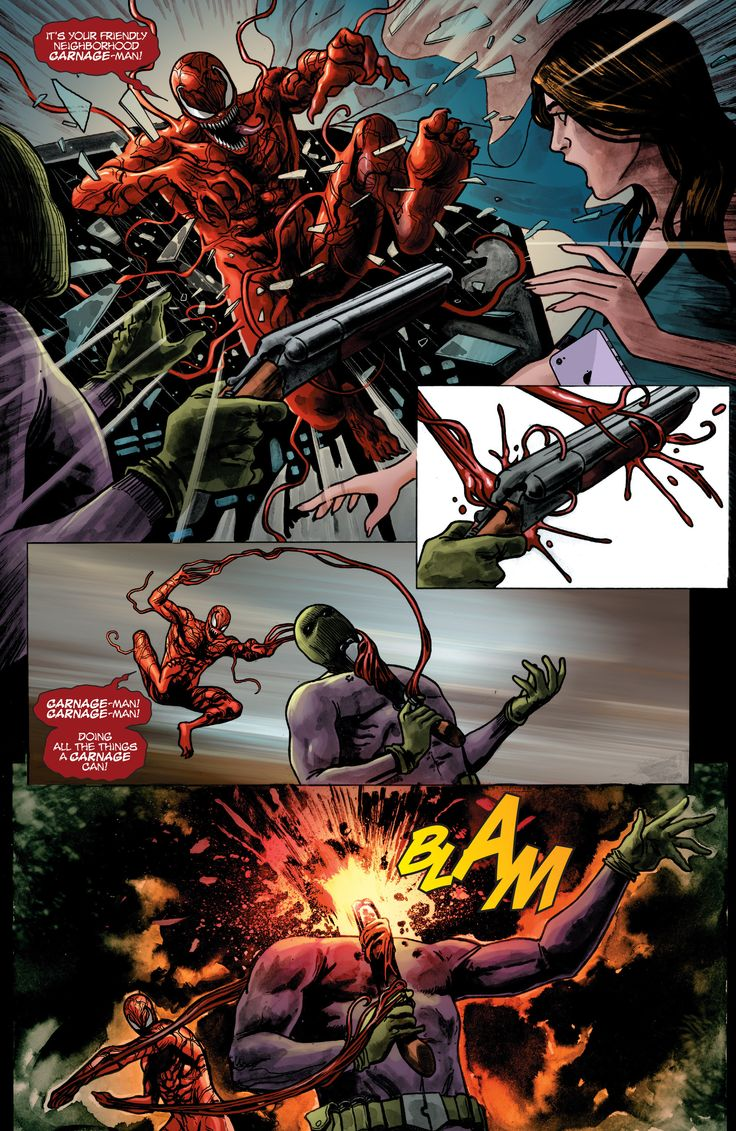 Bacakomik | Baca komik carnage axis Chapter 001