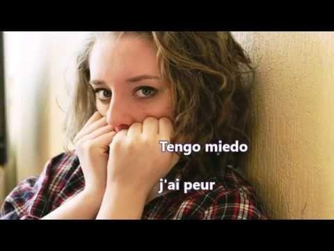 Expresiones en francés para decir que tienes MIEDO |Francés Para Todos