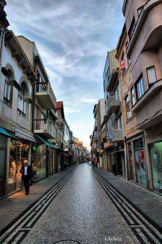 Rua da Junqueira, Povoa de Varzim