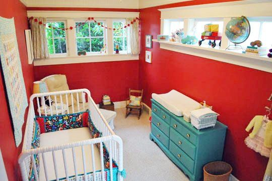 Adelle's Patches of Color Nursery Small Kids, Big Color Entry #45
