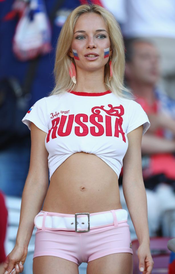 Euro 2016 is hotting up as these female footie fans prove