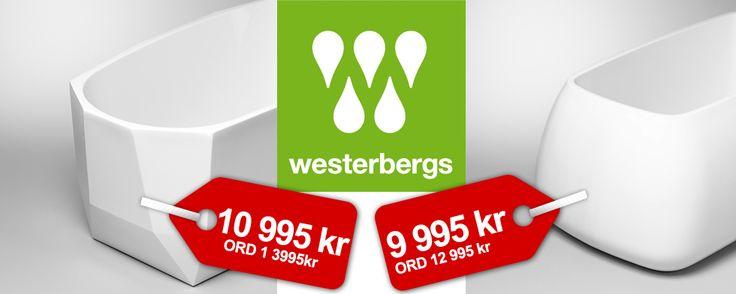 Badkar från Westerbergs http://www.smarthem.se/221/k/westerbergs-hostkampanj/