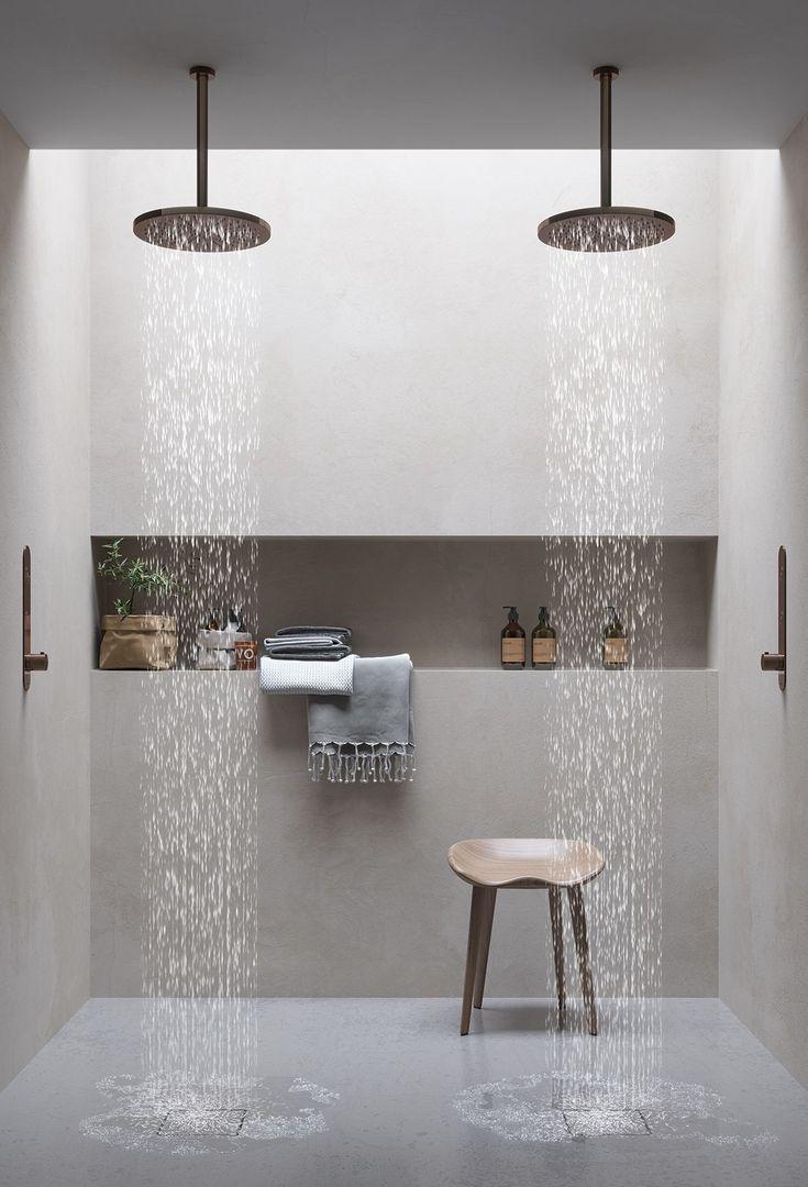 49 wunderbare italienische Dusche Design-Ideen – Jennifer Malouf Barry – #Barry