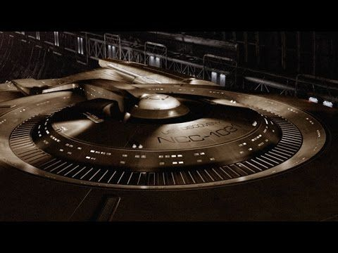 CBS Introduces the U.S.S. Discovery Ship at Comic-Con for New Star Trek: Discovery TV Series