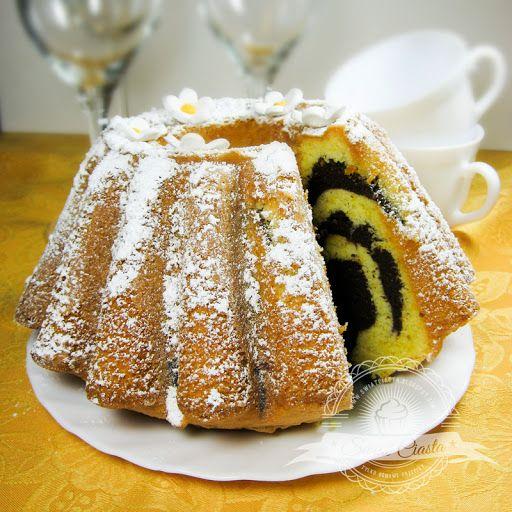 Babka pomarańczowo-kakaowa | Świat Ciasta