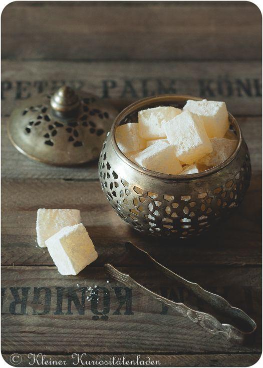 Lokum/Turkish Delight/Rahat Lokum - Kleiner Kuriositätenladen