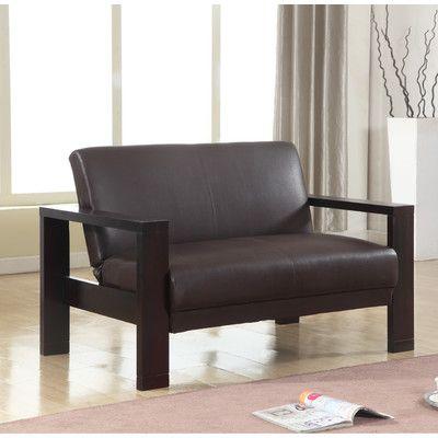 Best Quality Furniture Loveseat Futon with Mattress