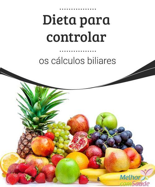 Dieta para controlar os cálculos biliares  A vesícula biliar é um órgão localizado no lobo inferior direito do fígado, e toda a bile se concentra neste órgão, para posteriormente ser lançada no