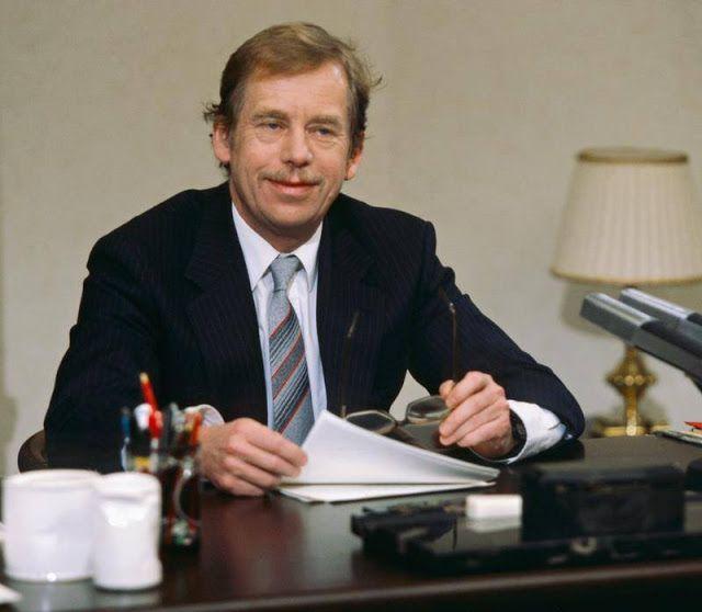 KDO TO BYL: Václav Havel