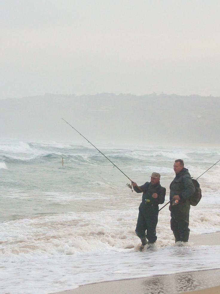 pesca en tunquen
