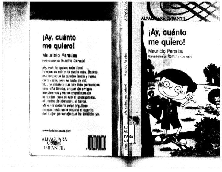 ay-cuanto-me-quiero-mauricio-paredes by SED BOGOTA via Slideshare