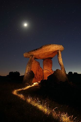 The beautiful 'Standing Stones' ~ Wales