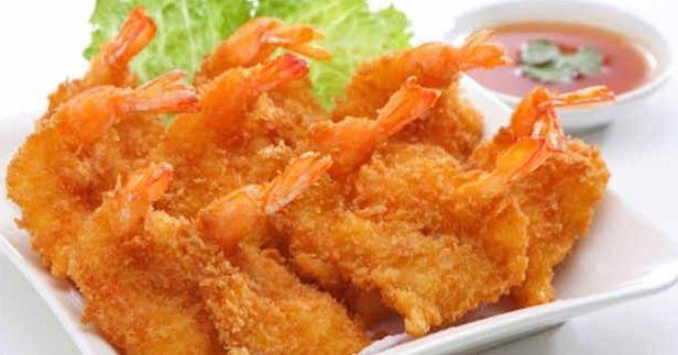 Cara Memasak Udang Lobster Goreng Tepung Nikmati Sajian Khas Laut Seperti Udang Dan Cumi Digoreng Tepung Mem Resep Udang Makanan Dan Minuman Resep Sederhana