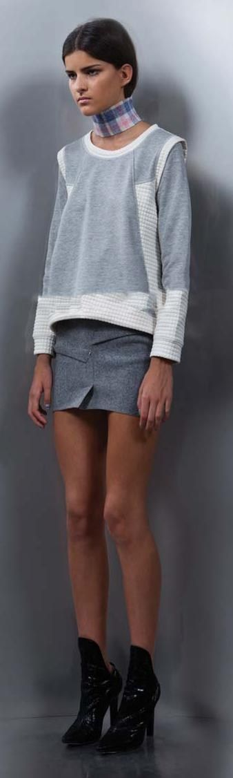Step Right Up Sweater by Asilio