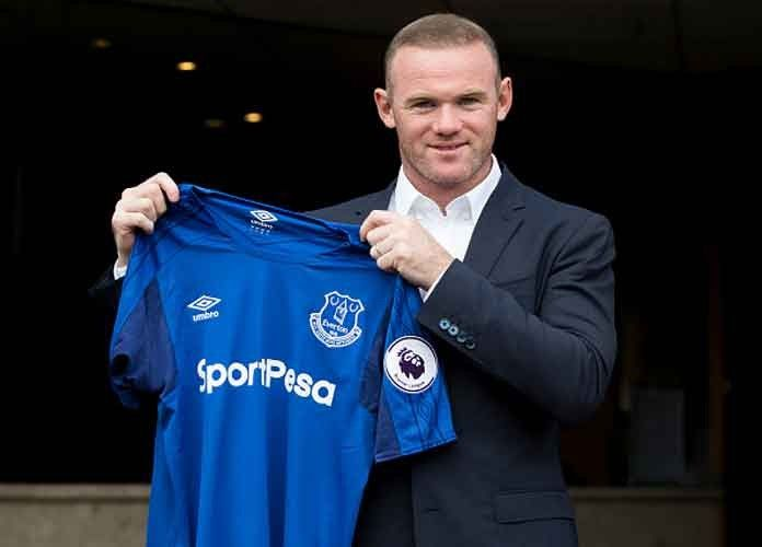 Watch: Wayne Rooney Scores Amazing Goal In Everton Return