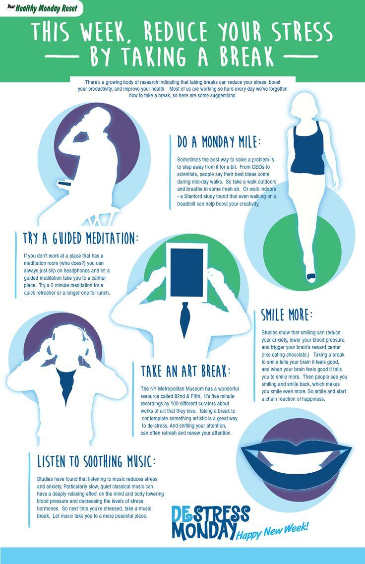 30 best Stress Management Tips images on Pinterest ...