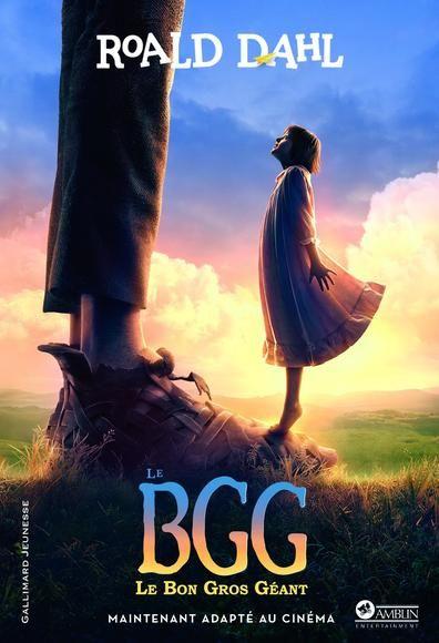 Bgg : le bon gros géant(le)