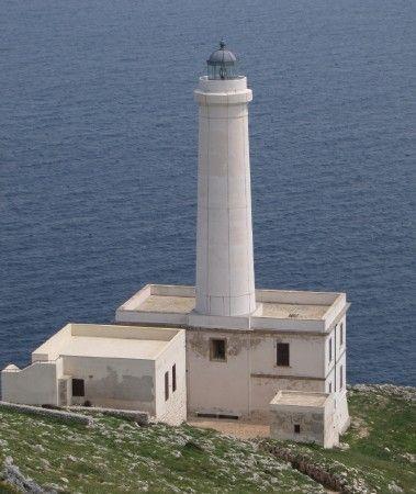 Capo d'Otranto Light, Otranto, Italy