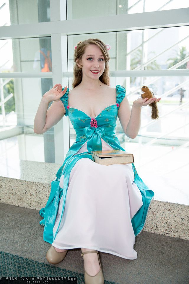 Disney's Giselle | Anime Expo 2013 - Sunday