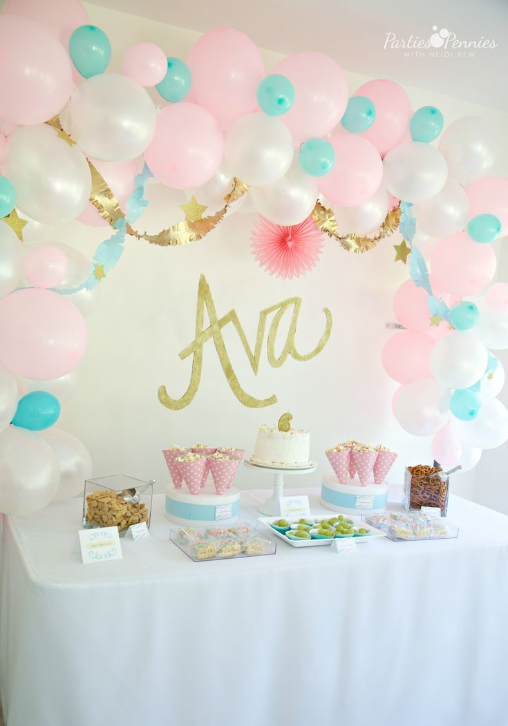 Best Girl Birthday Parties Images On Pinterest Birthday