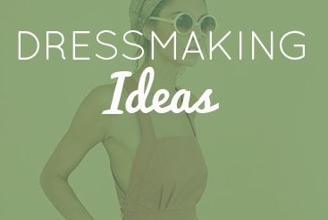 All the latest dressmaking ideas from The Fold Line - an online sewing community with a massive sewing pattern database and sewing blog. Here to inspire your next make!