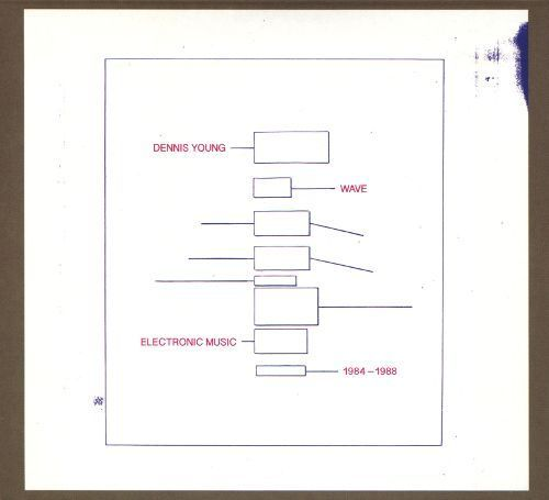 Wave: Electronic Music 1984-1988 [CD]