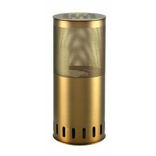 A cylindrical accent light with a bronze finishAn excellent value that can be used in any homeRequires 1 MR-11 LED bulbDimensions: 4.75-Inch x 11-InchWeight is 3.33-Pound