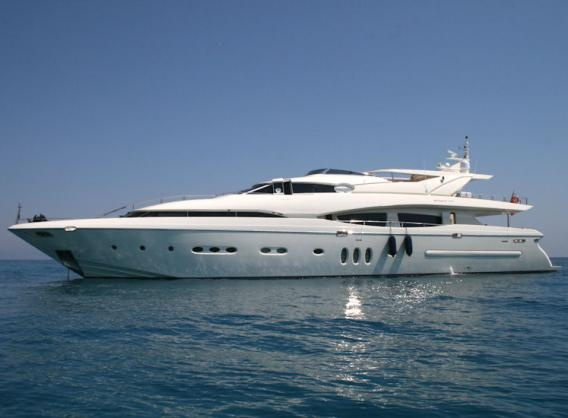 Motor Yacht - R.I.N.I. - Cantieri Navali Rizzardi - Completed Superyachts on Superyacht Times .com