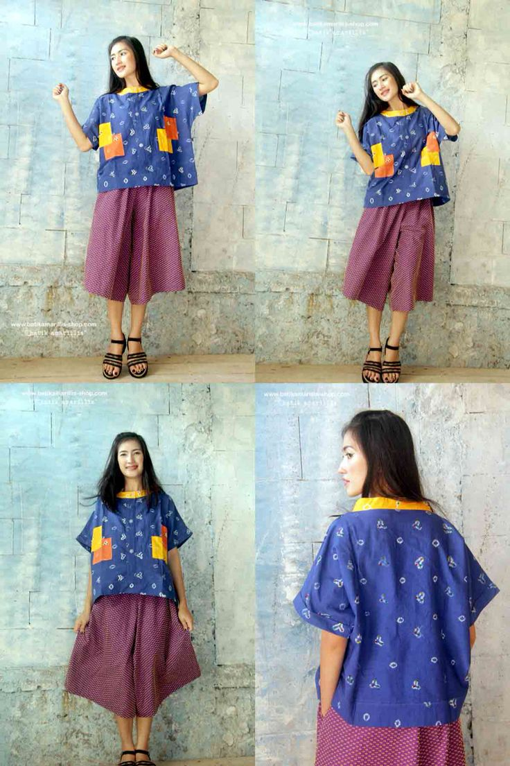 Batik Amarillis's United colors of Jumputan (Indonesia's traditional tie dye) Our new series of the most Juiciest Tie Dye collection, EVER!!!