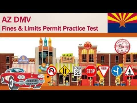 AZ Permit Test Study Guide Flashcards | Quizlet