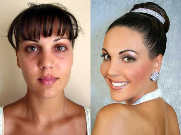 Afternoon Wedding Makeup : 1000+ ideas about Evening Wedding Makeup on Pinterest ...