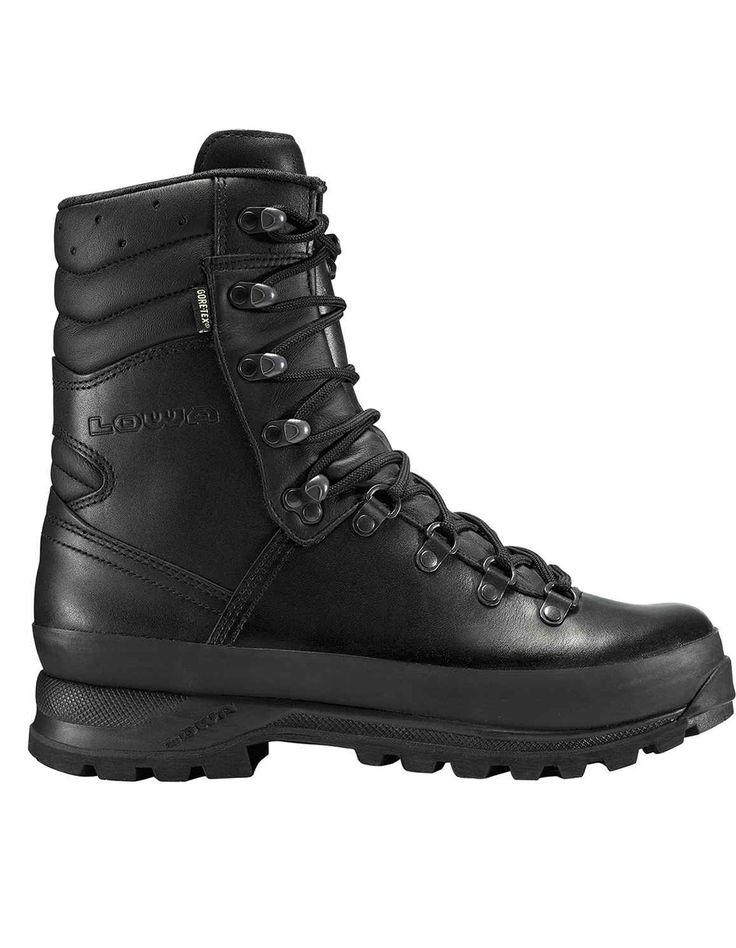 Combat boots GTX Lowa : Chaussures randonnée homme : Snowleader